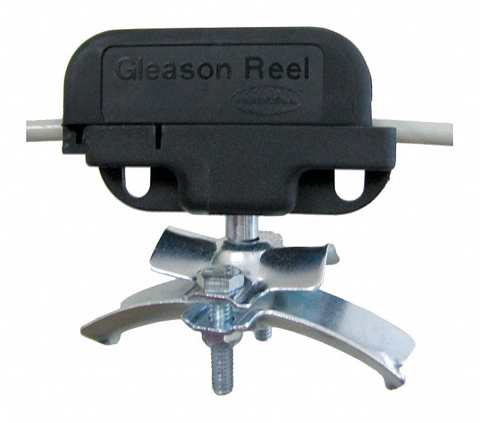 Festoon Cable/Hose Carrier Trolley, 15lb.