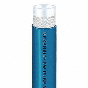 NSF PVC POTABLE WTR HOSE 11/4 100FT