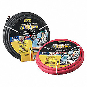 COUPLED-AIR HOSE 200PSI 3/8 50FT