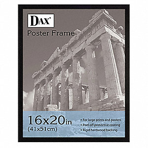 Poster Frame,Wood,20x16 In.