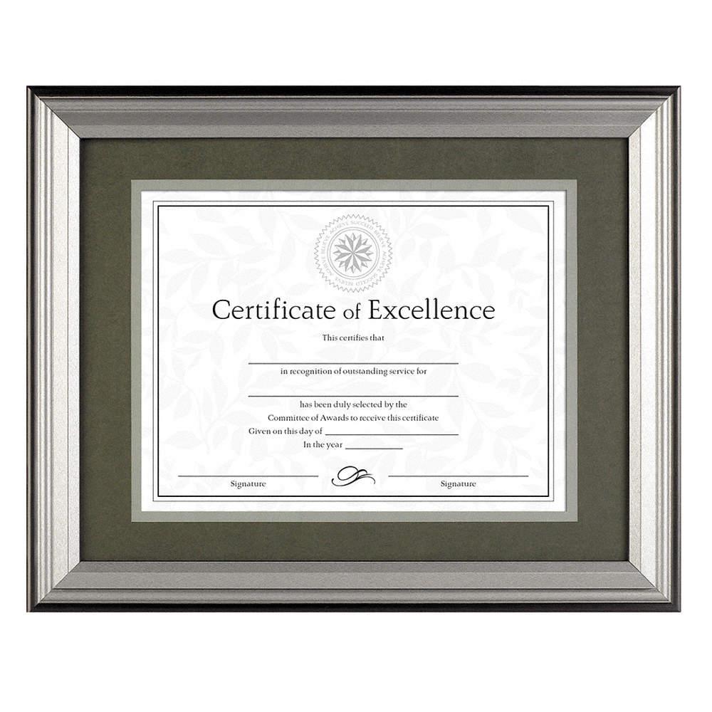 DAX Document Frame, 11x14 In. - 35W701|DAXN15783ST - Grainger