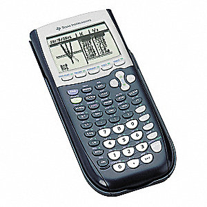 Graphing Calculator,LCD,16x8 Digit