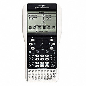 Graphing Calculator,Touchpad,16x8 Digit