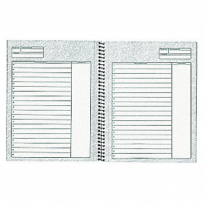 Project Planners,8-1/2 x 6-3/4 In.