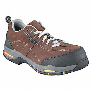 Trail Oxford Shoes, Brown, 8M,PR