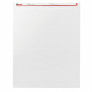 "Faint Rule Easel Pad with 50 Sheets, 27"" x 34"""