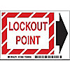 Graphical Labels and Lockout Signs