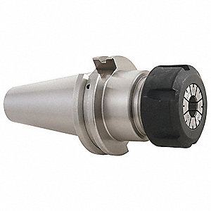 Collet Chuck,V-Flange,CAT40,ER20,2.760in