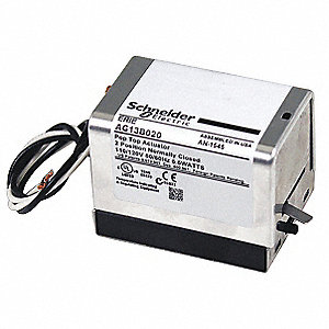 Operating Actuator, N/C 120V, On/Off