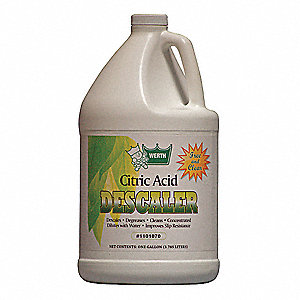 Biobased Descaler,1 gal,PK4