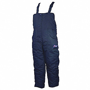 Bib Overalls, Men's, Navy