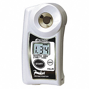 Digital Refractometer,ATC,0.0001