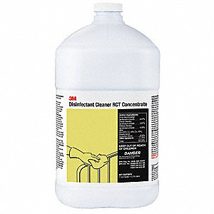RCT Disinfectant Cleaner, 1 gal. Bottle