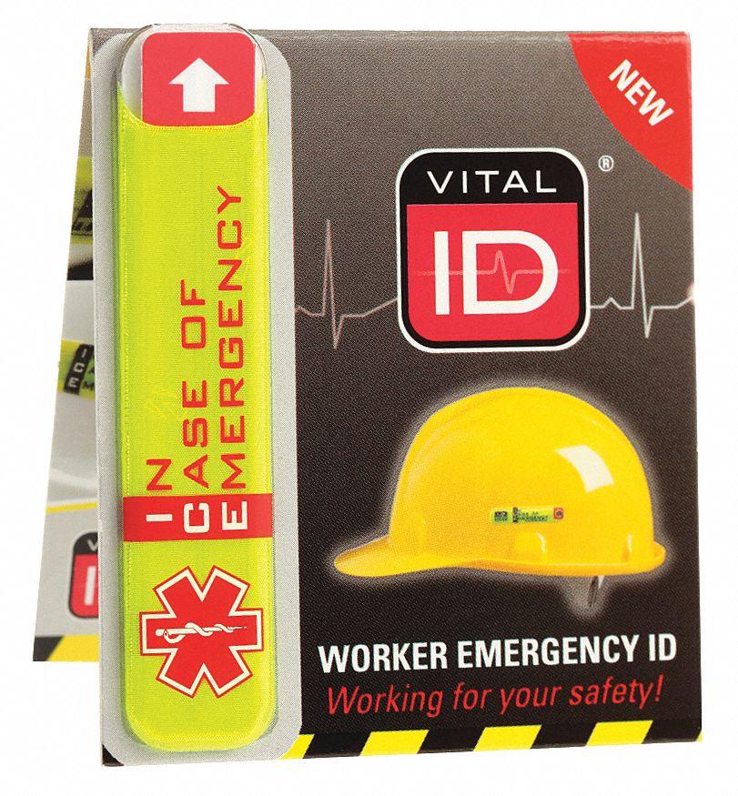 Worker Emergency Identification