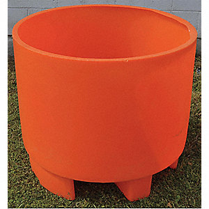 Spill Containment Basin,65 gal,Org