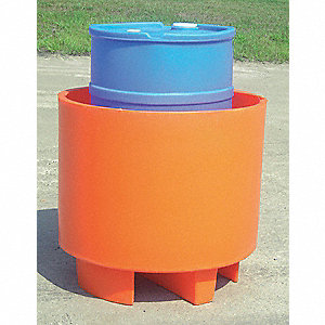 Spill Containment Basin,30 gal,Org