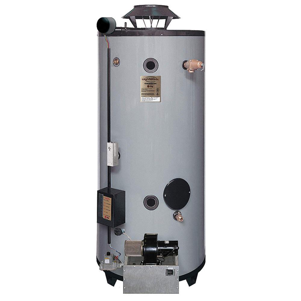 RHEEM-RUUD Water Heater,100 gal.,199900 BtuH - 35Z889|GNU100-200 ...