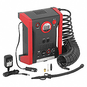 7000 Tire Inflator,10 Ft. Power Cord