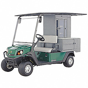 Beverage Cart,Gas,13.5 HP,1015 lb. Cargo