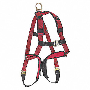 HARNESS DELUXE 1D - X-LARGE