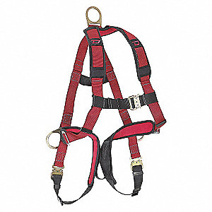 HARNESS DELUXE 3D - X-LARGE