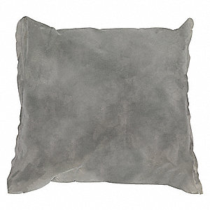 "Absorbent Pillow, Universal, 10 gal., 21"" x 17"""