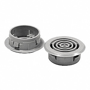 Round Vent, For Use With ARIA Series Enclosures