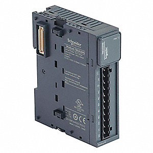Extension Module, Number of Inputs: 2, Number of Outputs: 0, Power Required: 24VDC