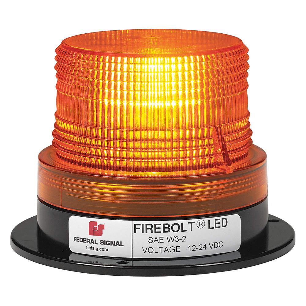 Beacon Light Amber Flashing