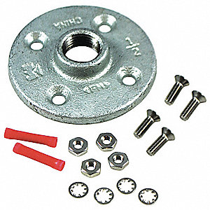 Pipe Mount Kit, 1 in.