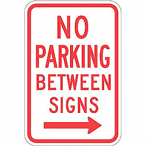 "Handicap Parking Sign,14""x10"",Polyester"