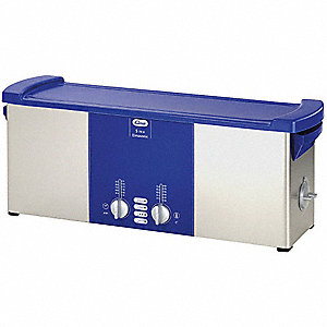 Ultrasonic Cleaner, S-Extra Power and 3 Sonic Modes Type, Tank Capacity: 1.8 gal.