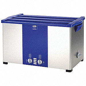 Ultrasonic Cleaner, S-Extra Power and 3 Sonic Modes Type, Tank Capacity: 7.4 gal.
