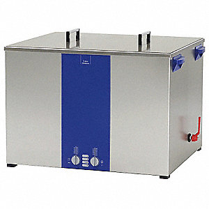 Ultrasonic Cleaner, S-Extra Power and 3 Sonic Modes Type, Tank Capacity: 23.8 gal.