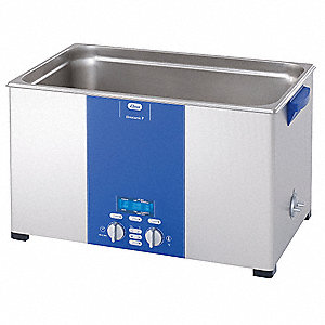 Ultrasonic Cleaner, P-Variable Power and Frequency, Versatile Type, Tank Capacity: 7.4 gal.