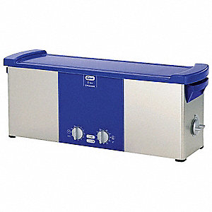 Ultrasonic Cleaner, E-German Quality, Economy Type, Tank Capacity: 1.8 gal.