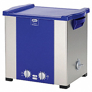 Ultrasonic Cleaner, E-German Quality, Economy Type, Tank Capacity: 3.4 gal.
