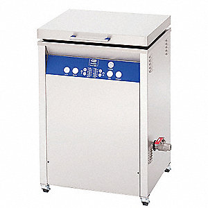 Ultrasonic Cleaner, X-tra Basic-Industrial Power, Multi-Mode Type, Tank Capacity: 21.9 gal.