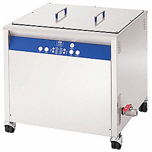 Ultrasonic Cleaner, X-tra Basic-Industrial Power, Multi-Mode Type, Tank Capacity: 66.8 gal.