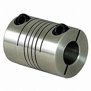 Flexible Coupling, For Use With Encoders