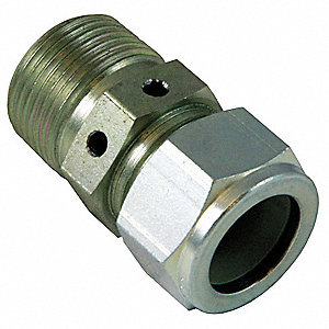 Steel Plug Sensor Mount, For Use With Mfr. No. LMPC Models