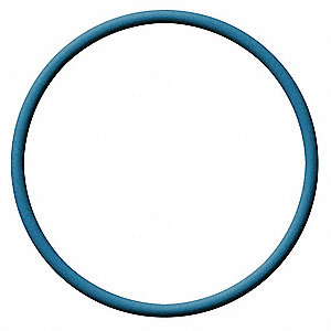X-Ray O-Ring,Dash 111,Buna N,0.1 In.