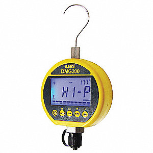 Micron Gauge,Digital,Temperature Reading