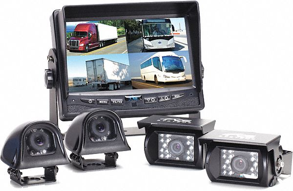 Rear View Camera System, 20G, 480 TVL