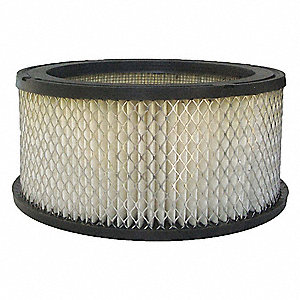 Air Filter,Axial,3in.H.