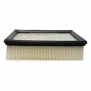 Air Filter,Element Only,2-1/4in.H.