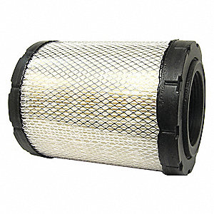 Air Filter,Element Only,7-15/16in.H.