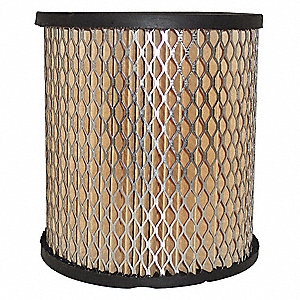 Air Filter,Element Only,4-3/4in.H.