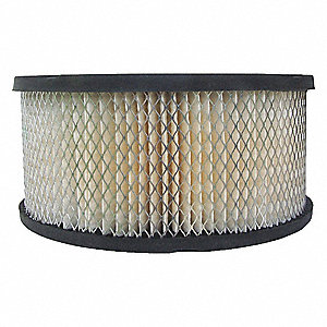 Air Filter,Element Only,3-9/16in.H.