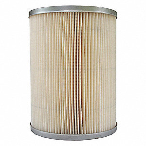 Air Filter,Axial,6-11/16in.H.